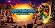 Metroid Zero Mission banner