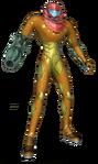 Phazon Fusion Suit transparent