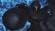 Samus Oscura Aparición
