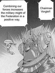 Chairman Vorgle