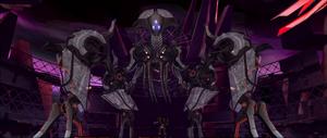 MP2 Samus encounters Quadraxis