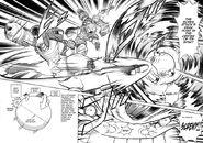 Samus derrota a Golon MESyJ
