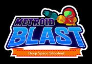 METROID-BLAST LOGO