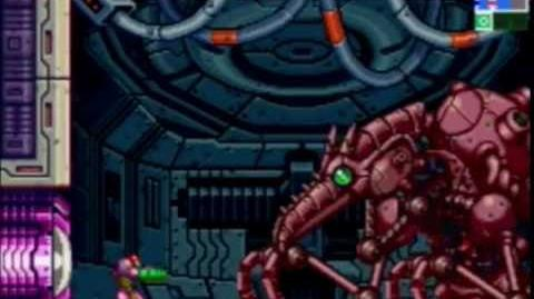 Metroid Zero Mission - Mecha Ridley and Escape