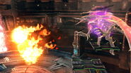 Ridley Negro arco de bolas de fuego SSB4