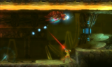 Gamma Metroid Dropping Electric Projectiles MSR