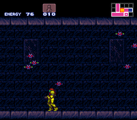 Mellow en Super Metroid