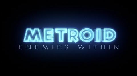 Metroid Enemies Within Kickstarter Campaign