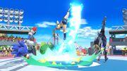Sakurai - Boost Kick and other upper kicks