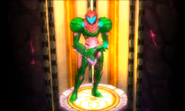 Fusion Varia Suit Samus Returns