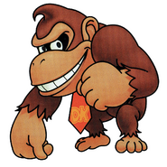 SSB Donkey Kong