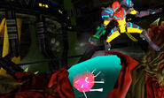 Samus Returns Omega Metroid fight sequence