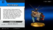 FG II-Graham trofeo SSB WiiU