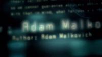 MetroidOtherM - Adam Malkovich as an author of Metroid program