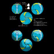 Morph Ball Concept Art MF MP1
