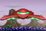 Samus's Zero Mission gunship