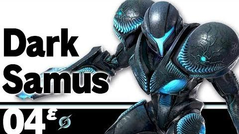 04ᵋ Dark Samus – Super Smash Bros. Ultimate