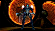 MP3 Samus acquires Hazard Shield