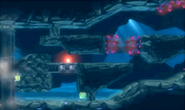 Metroid Samus Returns Diggernaut last tunnel stretch