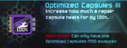 Optimized Capsules