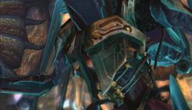 Omega Ridley Phazite chest armor