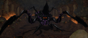 Metroid Prime en el Cráter del Impacto