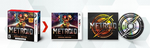 Metroid Samus Returns special edition packaging