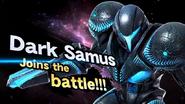 Samus Oscura se une a la batalla SSBU
