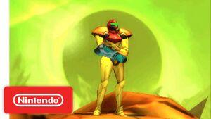 Metroid Samus Returns Official Game Trailer thumbnail