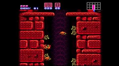 Super Metroid Red Tower Early Power Bombs