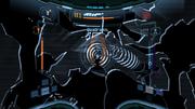 Echo visor quadraxis