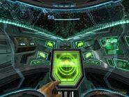 Interior nave samus corruption