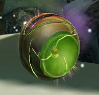 Spider ball item form