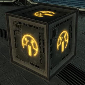 Pickup Crate