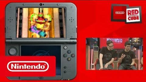 Sesión de juego de Metroid Samus Returns - gamescom 2017 (Nintendo 3DS)