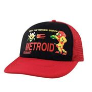 Gorra de Camionero de Metroid