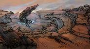 Leviathan Concept Art