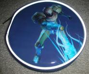 Metroid Prime 3 CD Holder