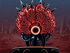Mother Brain Artwork 01