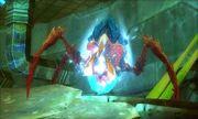 Metroid Gamma aparece msr