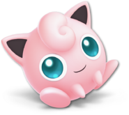 SSB Ultimate Jigglypuff render