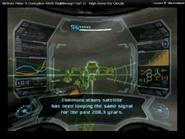 Escaneando el Satélite de Comunicaciones