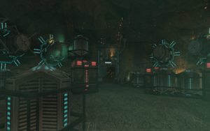 Hive Chamber A
