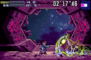 Metroid Fusion Omega Metroid Husk