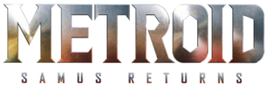 Metroid Samus Returns logo msr
