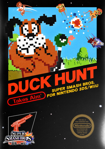 File:Duck Hunt reveal art.png