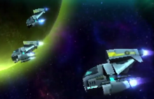 Federation Starfighter