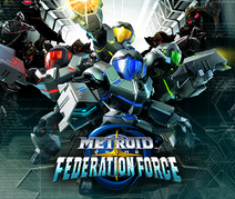 Metroid Prime Federation Force Artwork 03