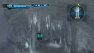 Cryoshere Gate surrounded Icicles MOM