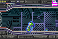 Metroid Fusion-Yameba
